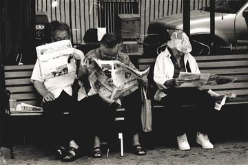 Literatūros kritikai reikia ieškoti naujų formų: nerašyti sudėtingai, stengtis sudominti platesnį skaitytojų ratą. Flickr (Lalla-Ali) nuotr.
