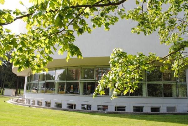 MRU biblioteka – pirmoji visą parą veikianti biblioteka Lietuvoje. A. Pakulytės nuotr.