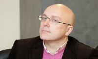 Lietuvos komunikacijos agentūrų asociacijos direktorius Gintaras Šeputis minėtąja reklama nesipiktina, tačiau mano, kad reikia vengti dviprasmiškų reklamų. J. Tamulio nuotr.