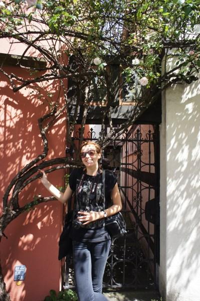 J. Molytė pavasarį išvyks studijų mainams į Vienos universitetą, nuotr. iš asmeninio albumo