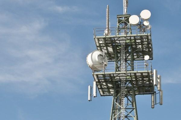 Televizijos retransliacijos bokštas. Nuotr. autorius Michael Schwarzenberger