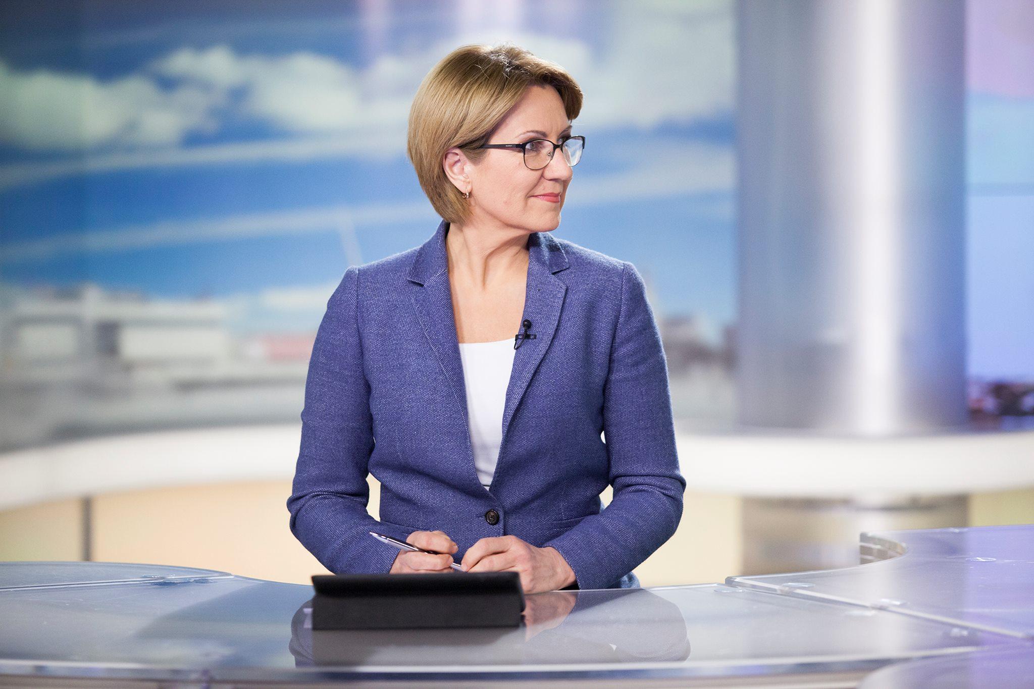 Visuomenė žiniasklaida pasitiki labiau nei daugeliu valdžios institucijų – tai rodo, kad dirbame ne veltui, sako Eglė Bučelytė. V. Radžiūno nuotrauka.