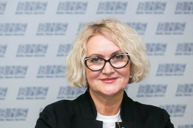 """Asociacijos """"Demetra"""" vadovė Svetlana Kulšis. Asmeninio archyvo nuotr."""