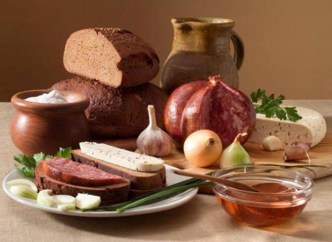 Lietuviškas maistas /lithuania.travel.lt nuotr.