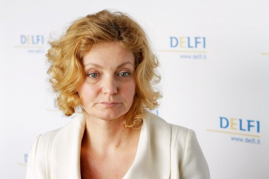 Margarita Jankauskaitė. Lietuvos Respublikos Seimo archyvas
