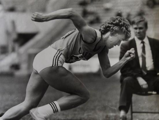 Pasaulio rekordininkės olimpinė svajonė dužo triskart. Sportininkės asmeninio archyvo nuotr.