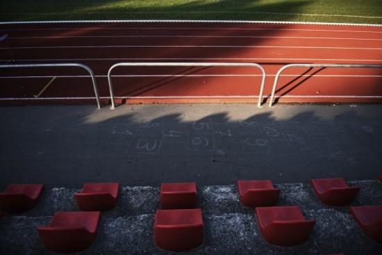 Ryšį su didžiuoju sportu A. Ambrazienė nutraukė po to, kai, jai nežinant, Olimponis centras jos atsikratė. Autorės nuotr.