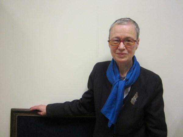 Kostiumų dailininkė, piešėja, fotografė Aleksandra Jacovskytė. Austėjos Mikuckytės nuotrauka.