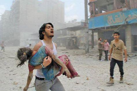 B. Al. Halaby tarptautinį pripažinimą pelniusi nuotrauka