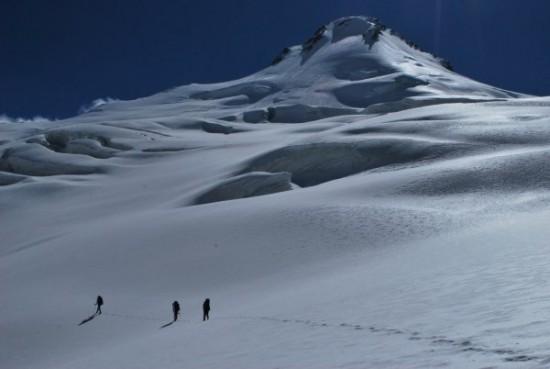 Kalnų žygis Centriniame Pamyre, Tadžikijoje. Asmeninio albumo nuotr.