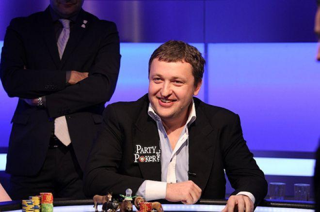 Antanas Guoga, kaip ir prie pokerio stalo, taip ir politikoje, kruopščiai apskaičiuoja kiekvieną žingsnį. Nuotr. mirpokera.com