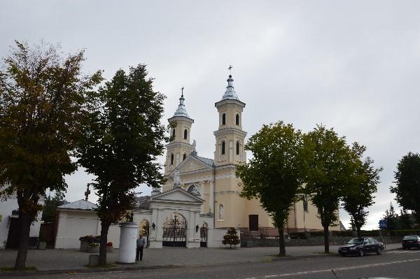 Už iš Europos sąjungos gautus pinigus restauruota bažnyčia. Autoriaus nuotr.