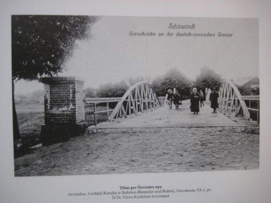 Tiltu per Širvintos upę žmonės keliaudavo iš vieno miestelio į kitą. Užsimezgė asmeniniai, socialiniai, ekonominiai santykiai tarp širvintiškių ir naumiestiškių. Loretos Juodzevičienės nuotr.