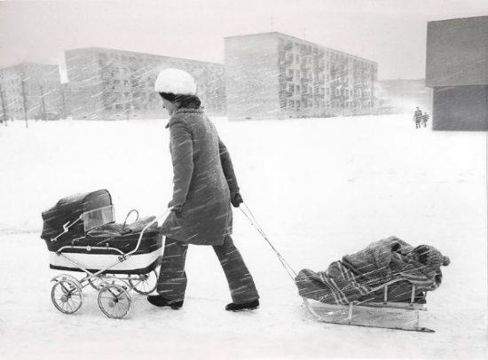 Ši fotografija, kurios sovietmečiu nebuvo galima rodyti, atgavus nepriklausomybę susilaukė daug dėmesio.  Ji – fotomenininko mėgstamiausia.  Asmeninio archyvo nuotr.