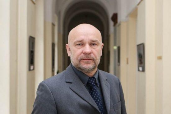 Audrius Cininas. Kiril Čachovskij nuotr.