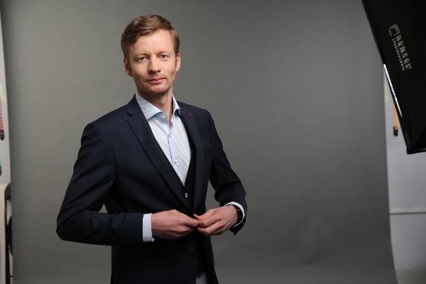 Tomas Balžekas. Gedmanto Kropio nuotr.