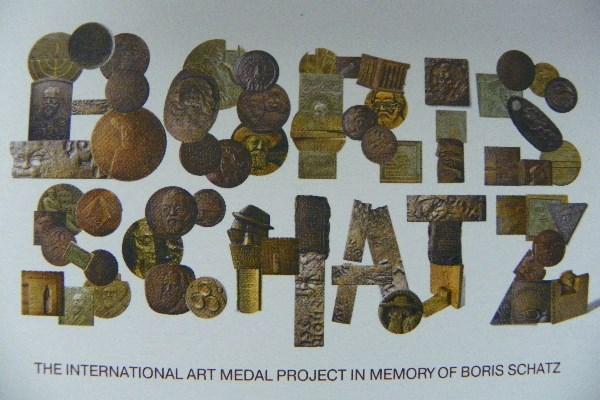 Boriso Šaco medalių paroda. Autorės nuotr.