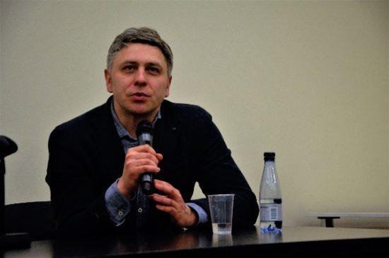Marius Ivaškevičius. Autorės nuotr.