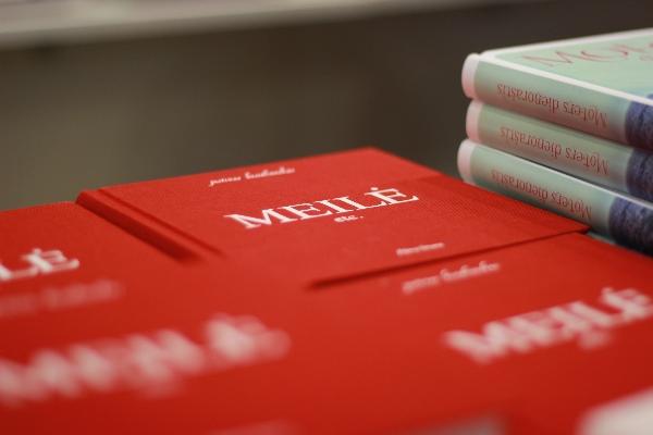 """Knyga """"Meilė etc."""" Autorės nuotr."""