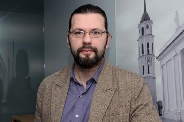 Deividas Velkas. Akvilės Petraitytės/Alfa.lt nuotr.