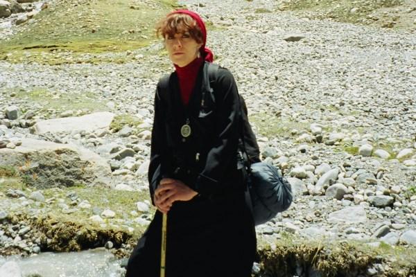 J. Ivanauskaitė Tibete. Asmeninio archyvo nuotr.