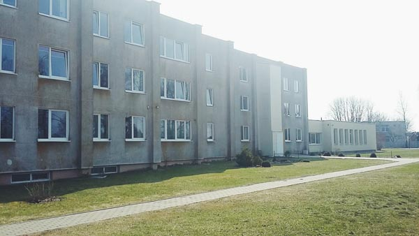 Panevėžio rajono Linkaučių vaikų globos namai. Autorės nuotr.