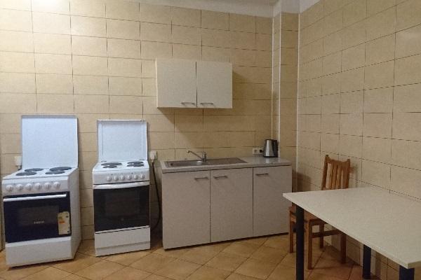 Virtuvė. Autorės nuotr.