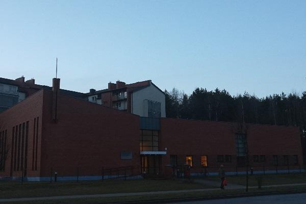 Pastarųjų Dienų Šventųjų Jėzaus Kristaus bažnyčia Vilniuje. Autorės nuotr.