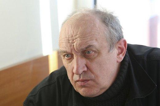 Dr. Valentinas Masalskis. Tomo Vinicko/Delfi.lt nuotr.