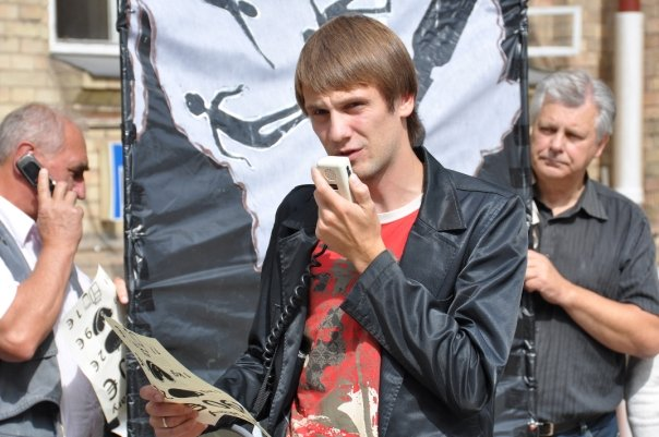 Seimo narys T. Tomilinas – vienas aktyviausių žaliųjų judėjimo atstovų Lietuvoje. Zali.lt nuotr.
