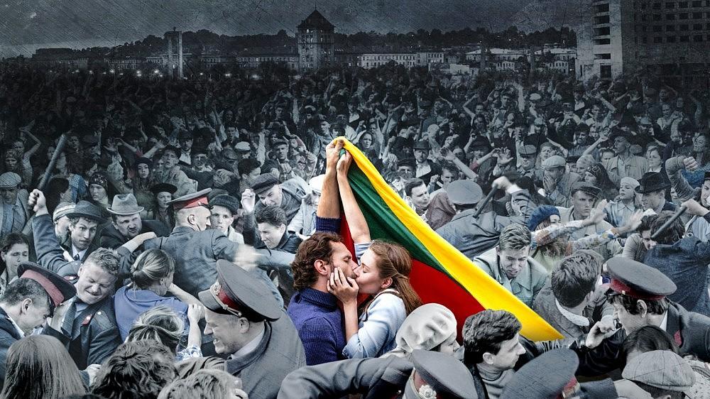 "Filmo ""Emilija iš Laisvės alėjos"" (rež. D. Ulvydas) plakatas"
