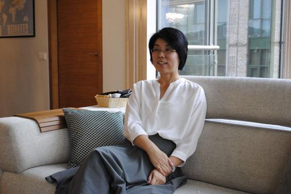Akiko Tutlys. Autorių nuotr.