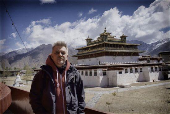 3.A.Mamontovas Tibete. Asmeninio archyvo nuotr.