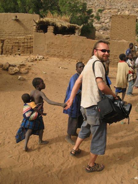 """Akimirka iš kelionės """"Afrika. Lt"""". Facebook nuotr."""