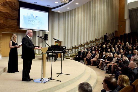 VKIF projektų fondo vadovas Rimantas Martinėlis. Artūro Bačinsko nuotr.