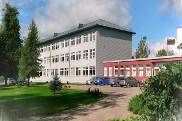 Raseinių specialioji mokykla. Mokyklos archyvo nuotr.
