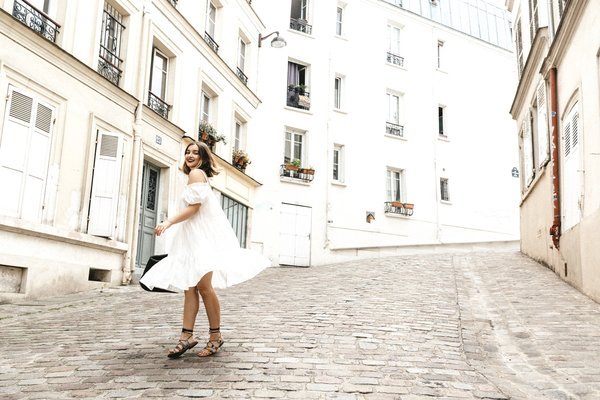 Gabrielė Kulpytė. Asmeninio albumo nuotrauka