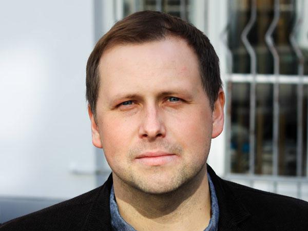 Doc. dr. Mažvydas Jastramskis. Nuotraukos autorius Vytas Neviera.