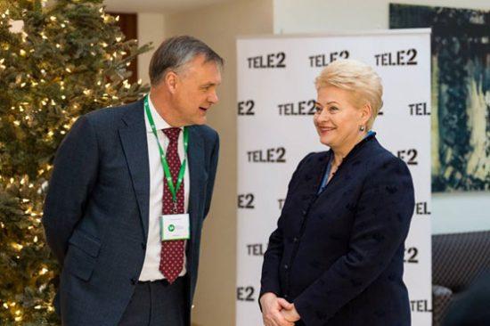 R. Dargis su prezidente D. Grybauskaite. LPK nuotr.