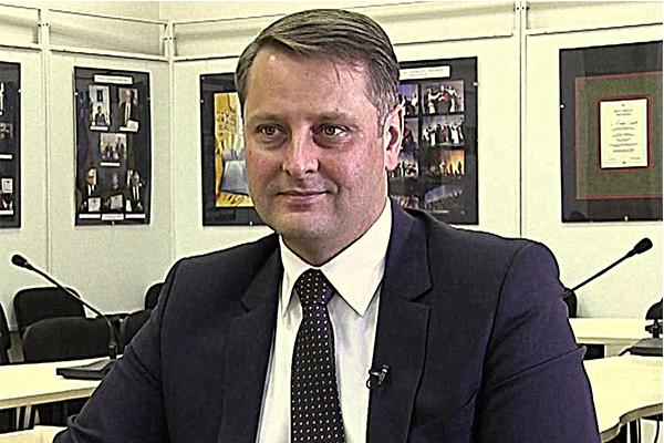 Šiaulių universiteto studijų prorektorius prof. dr. Remigijus Bubnys. Asmeninio archyvo nuotr.