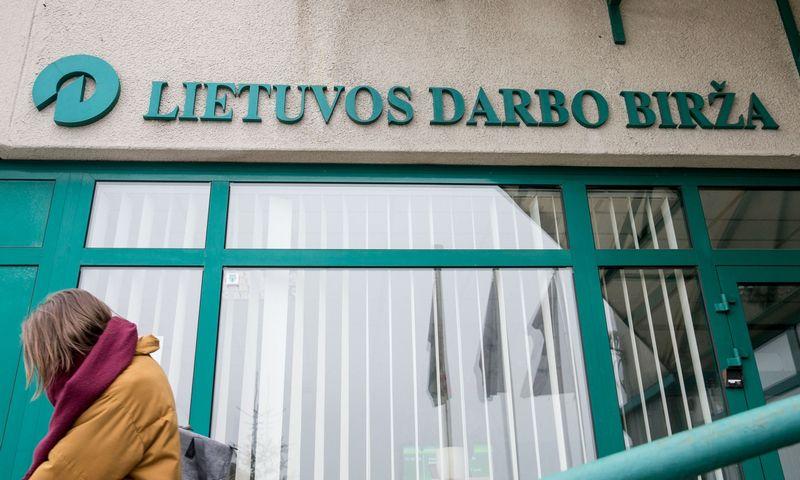 Lietuvos darbo birža, J. Grigelytės nuotr.