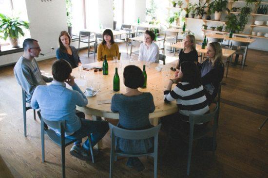 Programos mentoriai. Brigitos Beniušytės nuotrauka