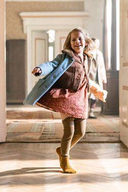 """Kadras iš filmo """"Draugė mergaitė"""". Aktorė Helena Maria Reisner. Filmo prodiuserių nuotr."""