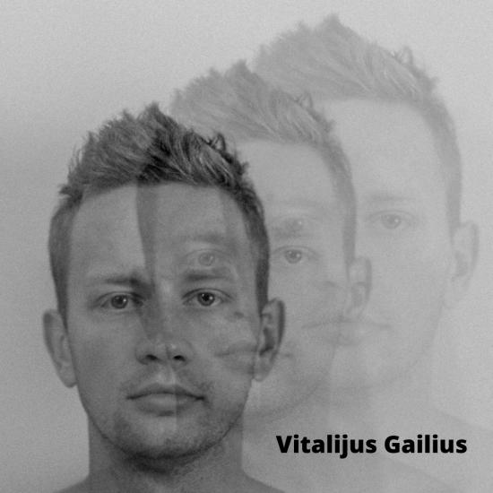 MIC.lt portalo muzikos apžvalgininkas Vitalijus Gailius. Vitalijaus Gailiaus nuotr.